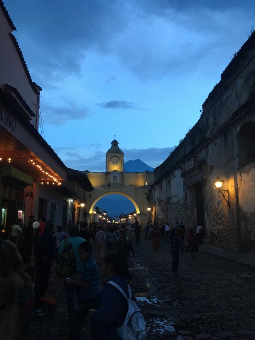 Goodnight, Antigua!