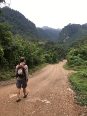 Strolling towards Semuc