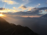 Lake Atitlan Sunrise