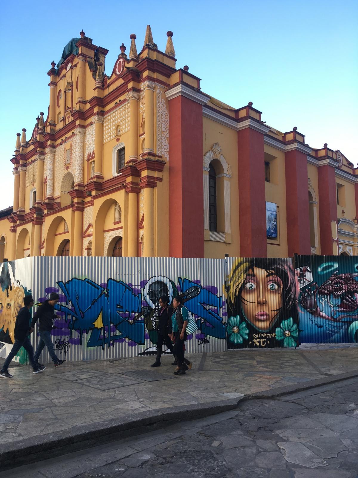 San Cristóbal de Las Casas: Cocodrilos, Controversial Catholics, and a ClandestineArmy