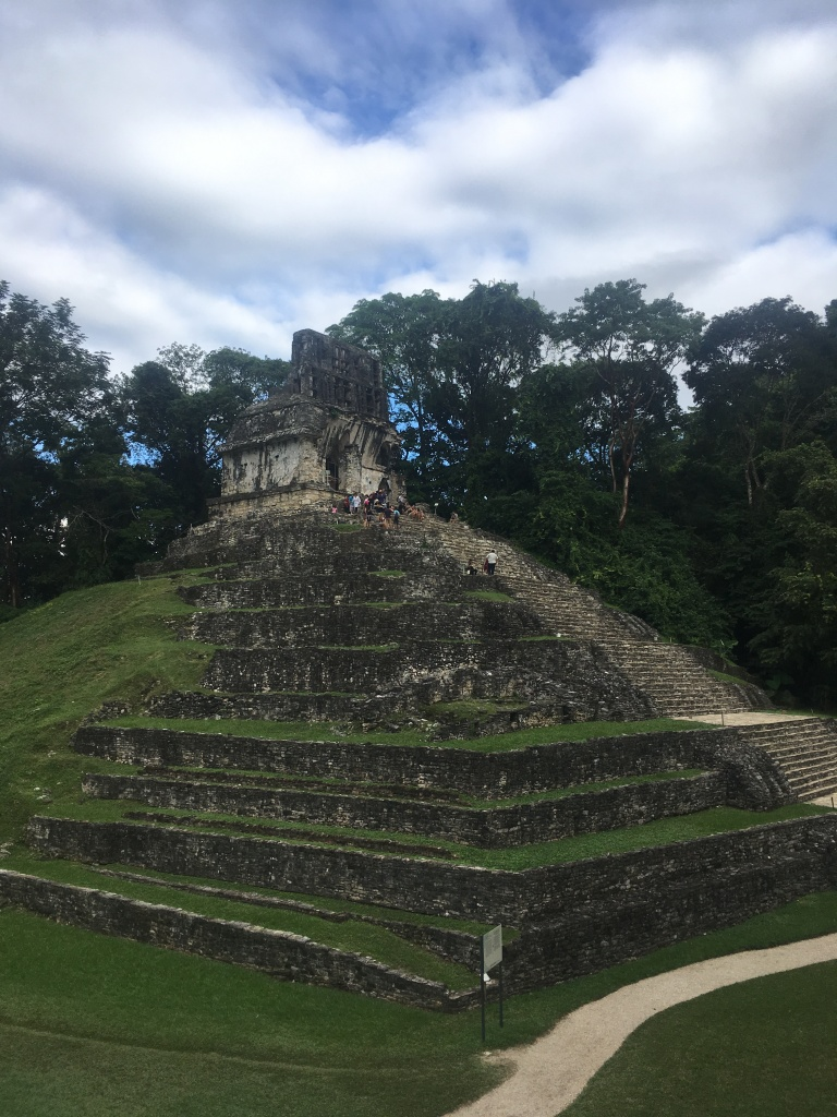 Palenque - Templo de