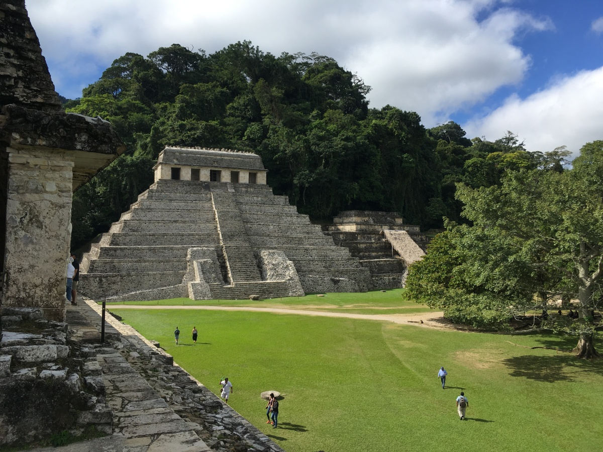 Palenque, Roberto Barrios Falls, and Alien Rumors in Chiapas, Mexico