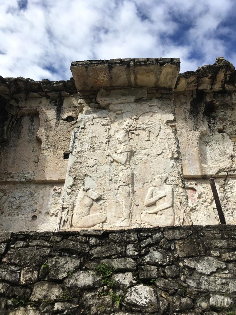 Palenque - Carvings
