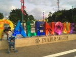Palenque - sign